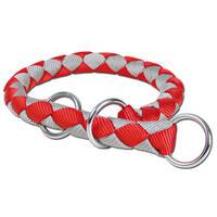 Cavoflex Zugstop-Halsband - rund, Farbe rot