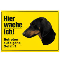 Warnschild: