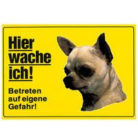 Warnschild: