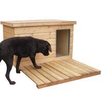 ARCO Holzhütte -Standard ohne Vorraum