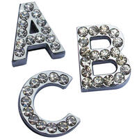 """MyName Buchstaben, Typ """"Kristall"""", klein für die schmale Ausführung"""