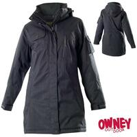 OWNEY Winterparka Arctic Damen, schwarz