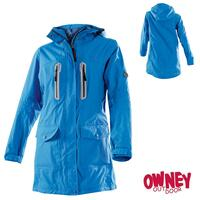 OWNEY Damen-Langjacke ´´Arnauti´´, Farbe: Alpin Blau