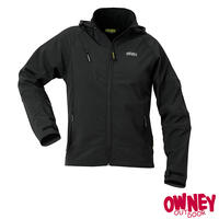 OWNEY Softshell-Jacke Herren Fjord, black
