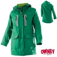 OWNEY Damen-Parka Arnauti, ivy green