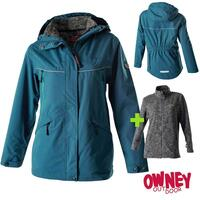 OWNEY Damen Doppeljacke