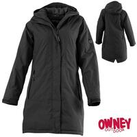 OWNEY Damen Wintermantel ILU, black