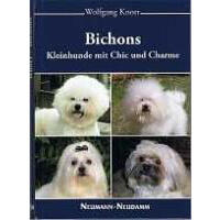 Bichons -Ratgeber Autor: Wolfgang Knorr