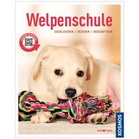 Welpenschule - Sozialisieren- Erziehen- Beschäftigen (Hundebuch, Hundebücher,)