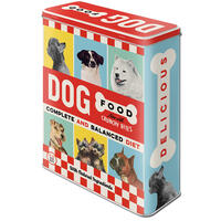 Nostalgic-Art Vorratsdose XL Dog Food Crunchy Bites